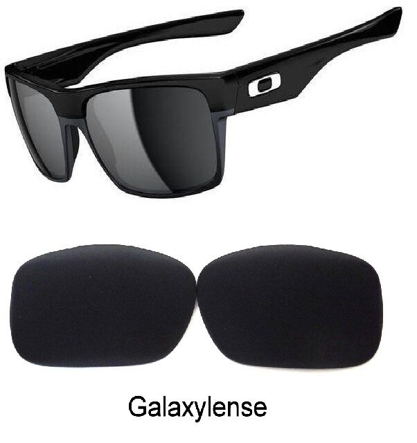 e707b0629d Galaxy Replacement Lenses for Oakley TwoFace Sunglasses Black Polarized 100  UVAB for sale online
