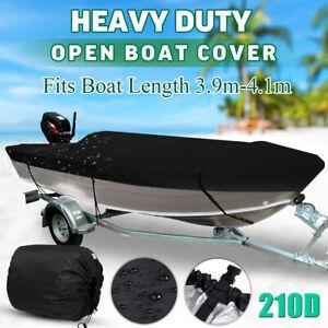 12-8-039-13-45-039-ft-210D-Trailerable-Heavy-Duty-Open-Boat-Cover-Waterproof