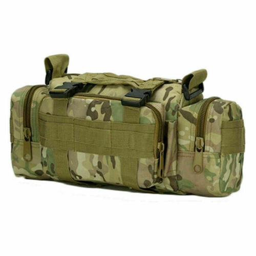 Reliable Military Tactical Waist Pack Shoulder Bag Outdoor Camping Hiking Bag