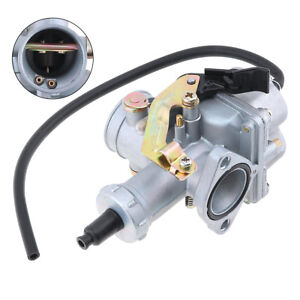 New PZ26 Carb Carburetor Kit for 125cc - 300cc ATV Dirt Bike Go Kart 26mm Intake