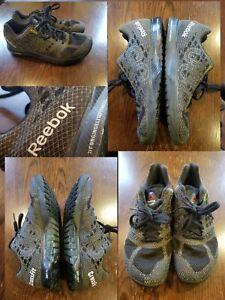0fb5d6a5 Details about REEBOK Crossfit Nano 5 CR5FT 0021 Kevlar Running Shoes  Women's Sz 8.5 Gold Black