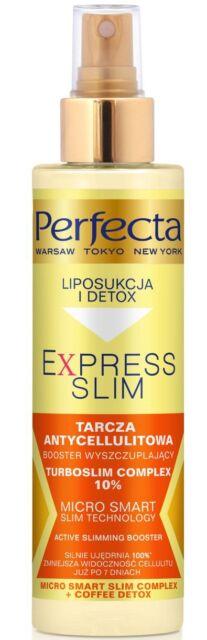 Perfecta Aktiver Abnehmen Booster FETTABSAUGUNG & DETOX Algen, Koffein 200ml