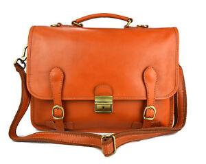b1a6957cec Caricamento dell'immagine in corso Cartella-pelle-uomo-donna-valigetta-24- ore-borsa-