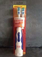 Cvs/pharmacy Brand Professional Clean Power Toothbrush With Bonus Head -