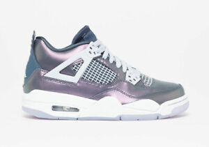 quality design 4ab91 61878 Image is loading 2019-Nike-Air-Jordan-4-Retro-SE-GS-