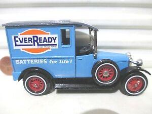 Lesney-Matchbox-1981-Models-of-Yesteryear-Y5-EverReady-LtBlu-1927-Talbot-Van-C9