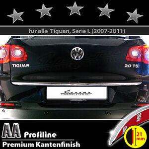 VW-TIGUAN-5N-2007-2011-CROMO-MODANATURA-3M-MESSA-PUNTO-Barra-posteriore