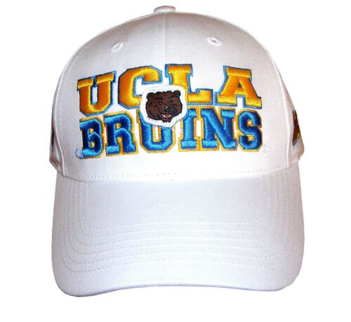 """UCLA BRUINS /""""Top Of The World/"""" Adjustable Fit Cap NWT Hat Ncaa Mens Apparel"""