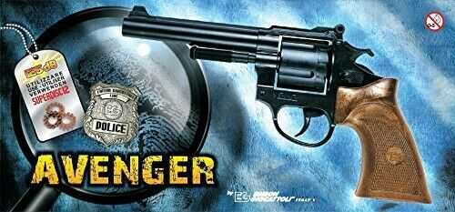Pistola Avenger 12 colpi
