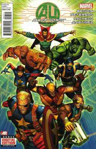 MARVEL AGE OF ULTRON # 7 NEAR MINT NEW UNREAD COPY #cdec16-189