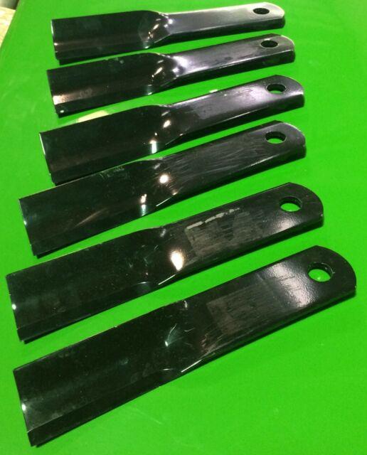 Set/6 blades Woods RM90/RM990/P990 90