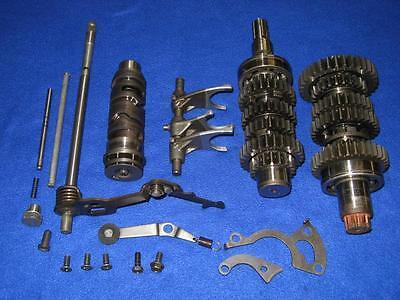 Suzuki GS 500 E-EU GM51B (1989-95) 31-4 Getriebe Schaltung komplett