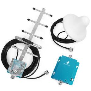 2G-GSM-900MHz-Amplificador-de-Senal-Cobertura-Movil-Kit-de-Repetidor-62dB-Gain