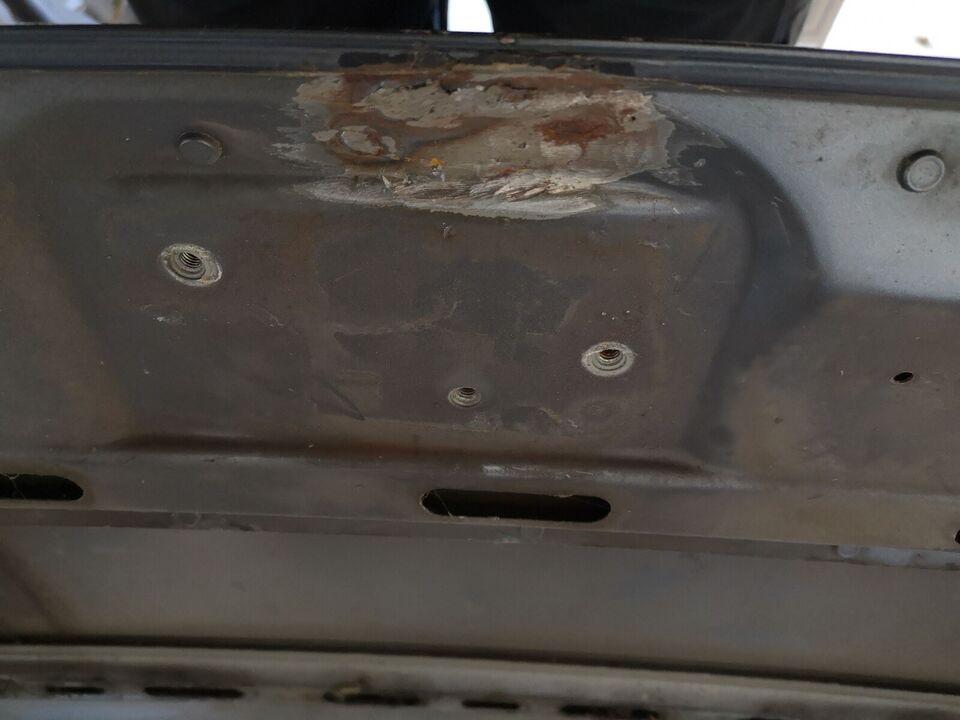 Plade- og karosseridele, Fronthjelm, VW Touran