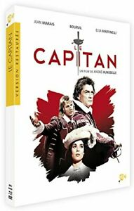 Le-Capitan-Edition-Collector-Blu-Ray-DVD-BLU-RAY-NEUF