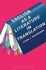 English as a Literature in Translation, Doloughan, Fiona J., Excellent Book