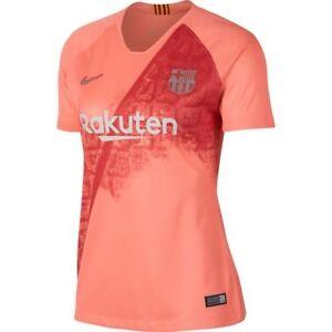 d872f2e87 Nike FC Barcelona Season 2017 - 2018 Womens Soccer Third Jersey ...
