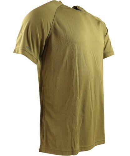 KOMBAT TACTICAL OPERATORS MESH MOISTURE WICKING T-SHIRT,GREEN,BLACK,TAN,BTP CAMO