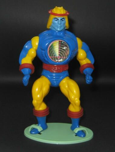 82-88 - HE-MAN Action Figure Stands-vintage Maîtres de l/'Univers MOTU