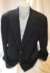 Brooks noiresgrises à Blouson Brothers normal 10043 rayures en laine XO8Pkwn0