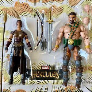 HERCULES-Gladiator-Lot-Marvel-Legends-No-Armored-Thanos-BAF-Immortals