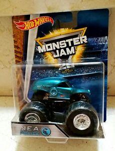 Hot-Wheels-MONSTER-JAM-N-E-A-POLICE-Blue