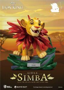 Disney-The-Lion-King-Little-Simba-Master-Craft-statue-figure