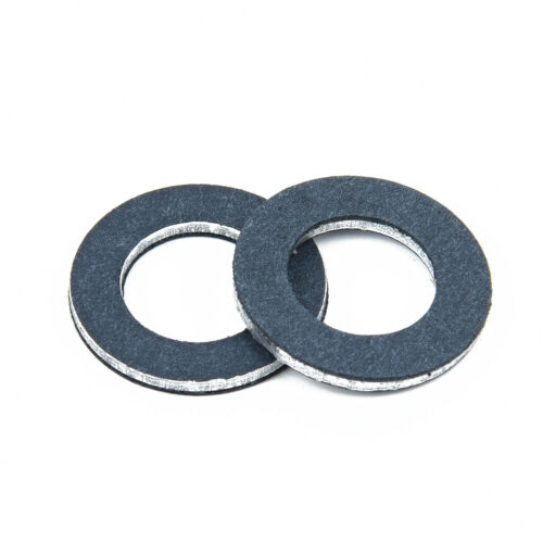 For 1985-1995 Toyota MR2 Engine Oil Drain Plug Blue Seal Washer Gasket Rings