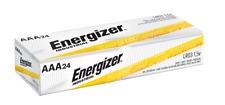 Energizer Industrial EN92 AAA Batteries 24 Pack Exp.12/2029