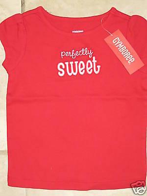 NWT Gymboree Girls Knit Tee Top Shirt NEW Choice Tops T-Shirt NEW