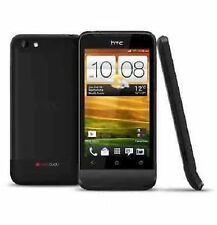 BRAND NEW UNUSED HTC ONE V 4GB 5MP UNLOCKED SMARTPHONE - BLACK WITH WARRANTY