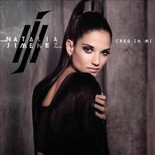 Natalia Jimenez - Creo En Mi - CD - CD Album Damaged Case