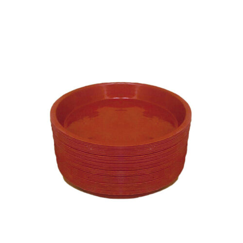 10× Round Strong Plastic Plant Pot Saucer Base Water Drip Tray Saucers4-size