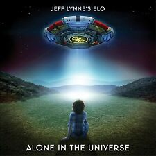 Jeff Lynne's ELO - Electric Light Orchestra - Alone In The Universe - CD *NEW*