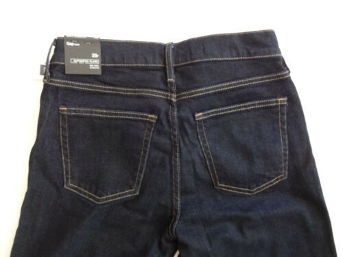 NEW GAP Women/'s Jeans Authentic Flare Mid Rise 123686 rinse 24 25 27R 27R 29R 28