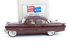 1955 Cadillac Fleetwood 4 dr Motor City 1:43 Diecast MC-2