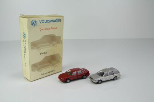 "Wiking VW Passat-Variant Set /""il nuovo PASSAT/"" 2 modelli//WI 280"