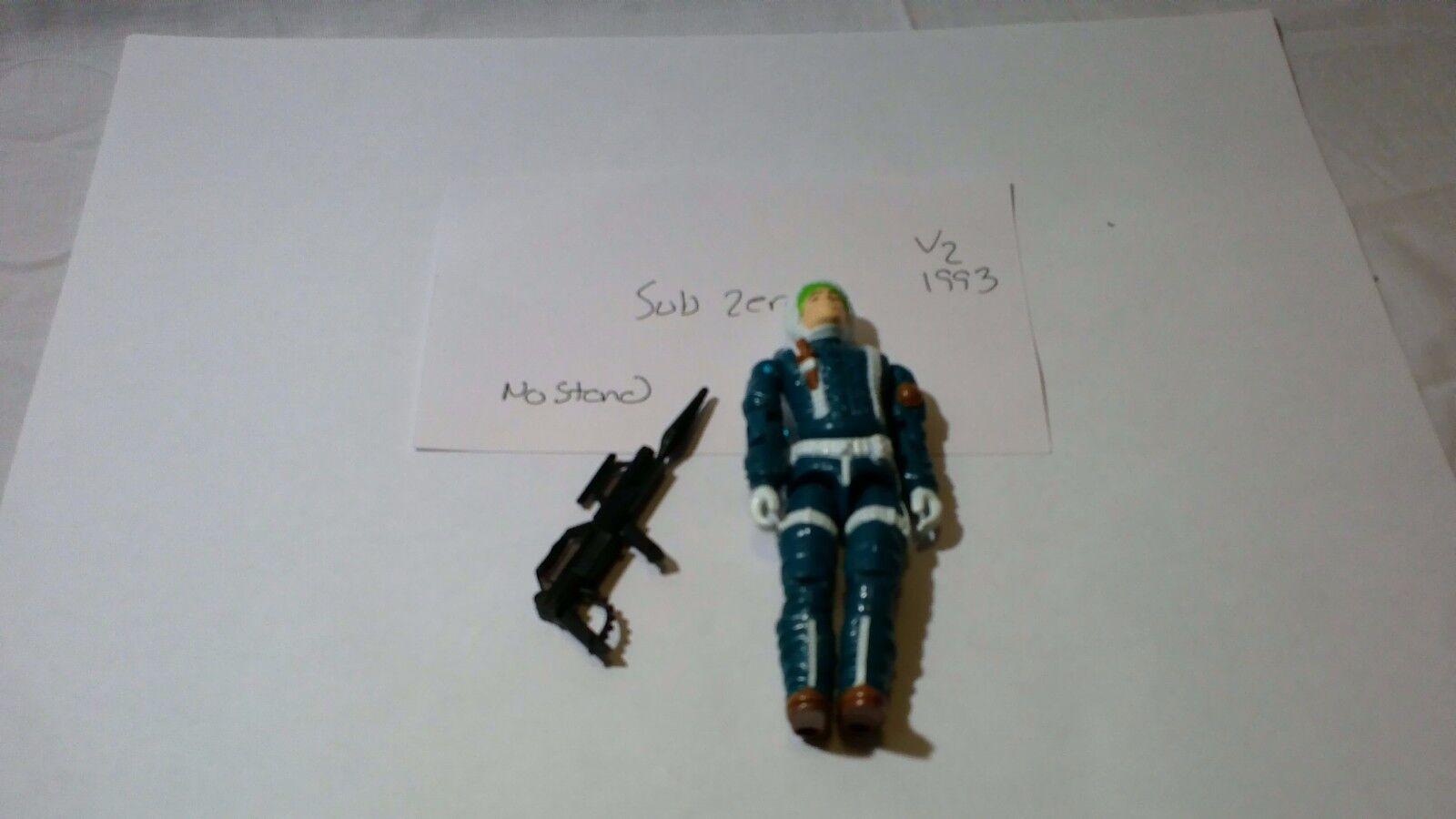G. I. I. I. Joe Sub Zero (v2) 1993 Complete 3faf0c