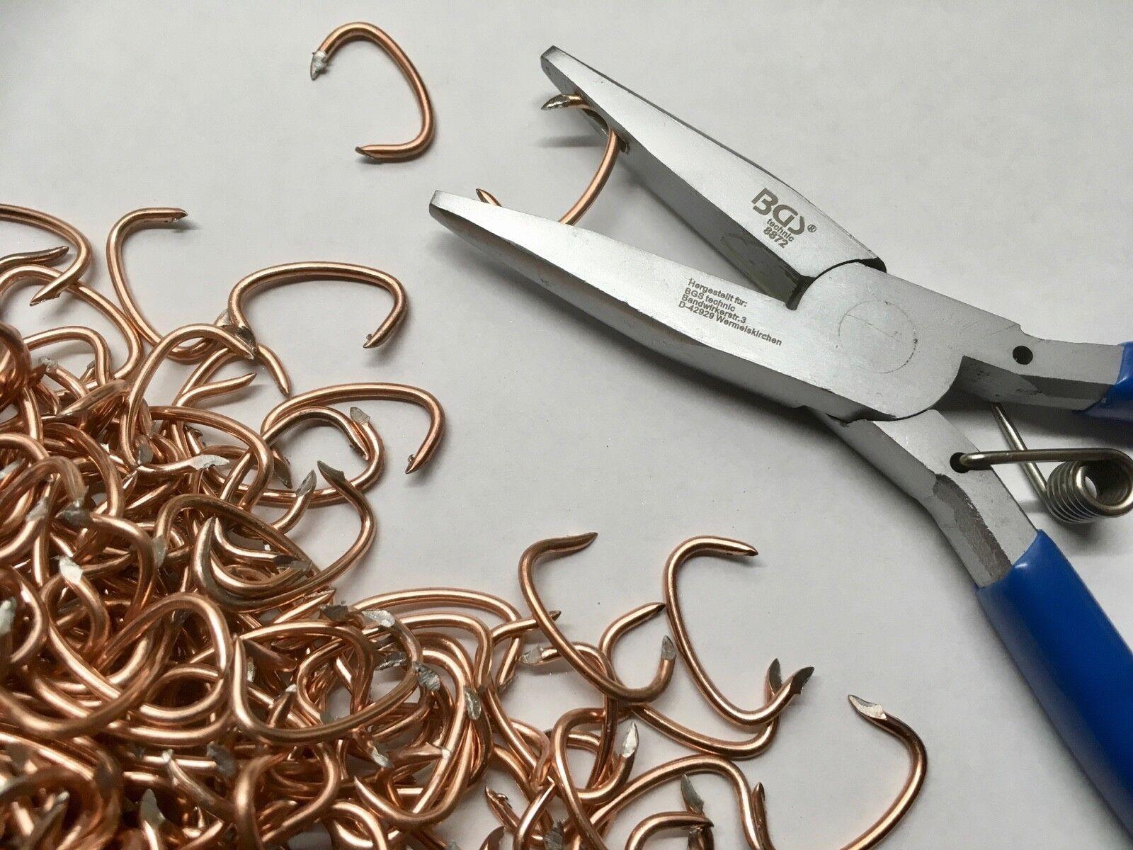pinze per clip rivestimenti codice bgs8872 BGS officina