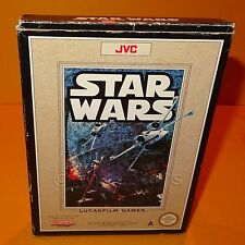 VINTAGE 1991 NINTENDO ENTERTAINMENT SYSTEM NES STAR WARS GAME CART BOXED PAL A