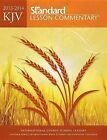 Standard Lesson Commentary: KJV by Standard Publishing Company (Paperback / softback, 2013)