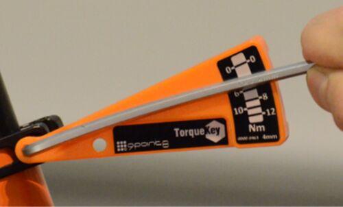 9Point8 Bicycle Tool 4mm Allen Hex Torque Key 0000-0564