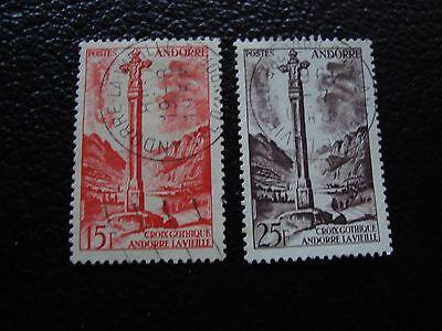 146 149 Gestempelt A33 Quality And Quantity Assured Andorra Candid Andorra Französisch Briefmarke Yvert Und Tellier Nr