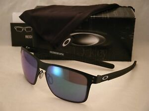 3c97d8792d Oakley Holbrook Metal Matte Black w Jade Iridium Lens NEW sunglasses ...
