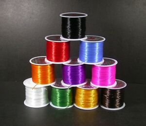 0.5mm Elastic Spool Of Thread For Beading