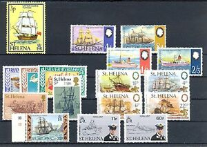 ENGLISH COLONY ST HELENA 16 ST. SHIPS ** MNH VF - Wesepe, Nederland - EBay HAVE A GOOD AUCTION SEE FOR MORE IN OUR EBAY SHOP POSTZEGELEXPRESPHILATO LOOK AT WWW. STORES.EBAY.NL / POSTZEGELEXPRESPHILATO LOOK AT WWW.STORES.EBAY.COM / POSTZEGELEXPRESPHILATO MET VOLLEDIGE ECHTHEIDS GARANTIE -PAYMENT-BY PAYPAL - Wesepe, Nederland