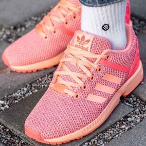ADIDAS ZX FLUX Damen Sneaker Gr. 36 40 Sport Freizeit Schuhe Damenschuhe NEU