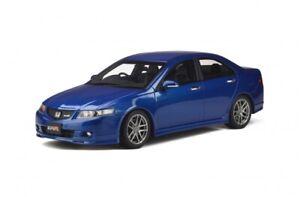 Honda Accord Euro-R arctic - blau - pearl 2003 - 1:18 Otto Mobile