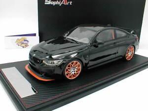 Sophiart Sa002 04 Bmw M4 Gts Coupe Baujahr 2016 Schwarz Orange