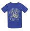 Youth/'s Rock Band Queen Logo Picture 100/% Cotton Tee